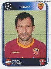 N°308 VUCINIC # MONTENEGRO AS.ROMA UEFA CHAMPIONS LEAGUE 2011 STICKER PANINI