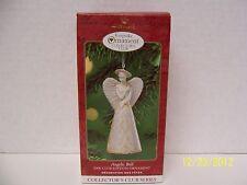 Hallmark Keepsake 2000 Angelic Bell Collector's Club Series Fine Porcelain Nib