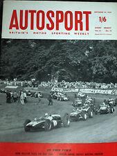 Stirling Moss F1 Oulton Park Gold Cup 1960 Jim Clark Fórmula Junior Lotus 18