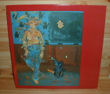 """Motor Totemist Guild """"Contact with Veils"""" LP (1986) quirky, delightful art-prog"""