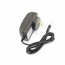 AC 100V-240V Converter Adapter DC 12V 2A Power Supply US 3.5mm x 1.35mm 2000mA