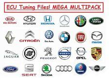ECU Remap Tuning Files MEGA Multi Pack! 24 Vehicle Manufacturers! 50% OFF