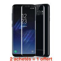 Film pour vitre protection écran TPU 3D Samsung S7 S8 S9 Edge plus note 8