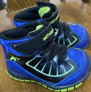Boy Size 4M Athletech Sneakers Shoes