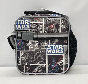 NEW Pottery Barn KIDS Star Wars™ Darth Vader Classic Lunch Bag Box~NO MONO