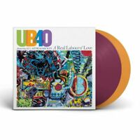 UB40 Featuring Ali, Astro & Mickey - A Real Labour of Love - Vinyl LP