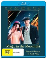 Magic In The Moonlight (Blu-ray, 2014)