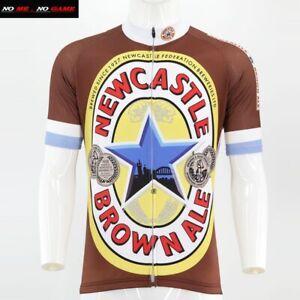 Retro Beer Cycling Jersey Summer Men MTB Bike Jersey Tops Bicycle Shirt