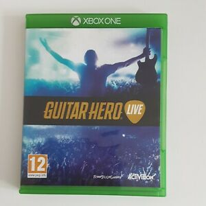 *Guitar Hero Live Xbox One (Game only)