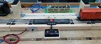 """NEW!! FULL!! O GAUGE LIONEL TRAINS  TEST STAND 250+ SOLD DELUXE 3'6""""!! UCS TRACK"""