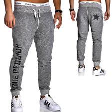 TRUE RELIGION Herren Trainingshose Jogginghose Sport Hose Grau Brand Jeans NEU