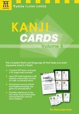 Kanji Cards Volume 4, Alexander Kask, Good Book