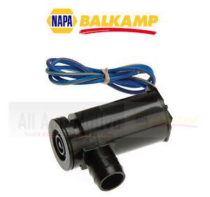 Windshield Washer Pump-4 Door, Sedan NAPA/BALKAMP-BK 6651622