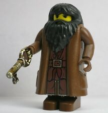 Hagrid Rubeus Yellow Harry Potter half 4714 4707 4709 LEGO Minifigure Figure fig