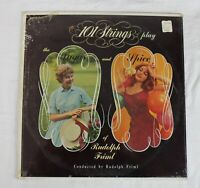 101 Strings Play The Sugar And Spice Of Rudolph Friml, Vinyl LP, 1958 Sealed