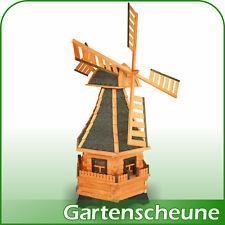 """Holzwindmühle """"Dresden"""" Gartendekoration Windmühlen"""