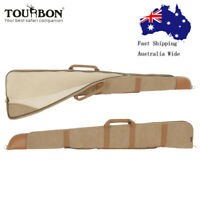 Tourbon Gun Slip Shotgun Case Soft Padded Carry Sling Bag Weapon Storage
