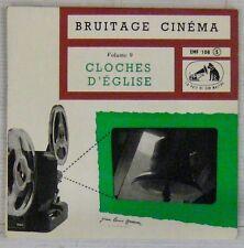 Bruitage Cinéma 45 tours Cloches d'église