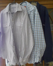 3 RM WILLIAMS SIZE XL Long Sleeve Cotton SHIRTS