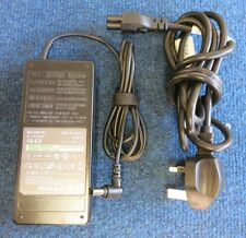 Original Sony Vaio VGP-AC19V13  AC Power Adapter Laptop Charger 90W 19.5V 4.7A