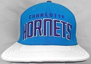 Charlotte Hornets NBA Pro Standard adjustable cap/hat