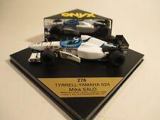 Onyx 276 Tyrrell Yanaha 024 Mika Salo 1:43 MIB