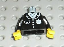 LEGO Minifig Torso Old Police Badge ref 973p1f / Set 6308 6353 6540 6676 6354...