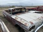 1960 Chevy El Camino Project Parts Car