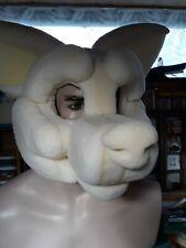 Freddy's Canino Wolf/base de cabeza de espuma de Perro de Peluche de Cosplay