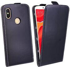 Funda de Móvil Estuche Protección Accesorios Negros para Xiaomi Redmi S2 @ Cofi