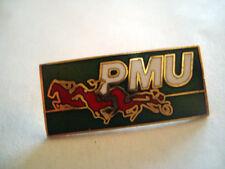 PINS CHEVAL PMU JEUX DE COURSE CHEVAUX