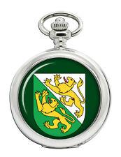 Thurgau (Switzerland) Pocket Watch
