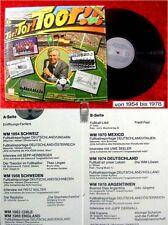 LP Tor! Tor! Toor! Fußball WM 1982 Dieter Krten