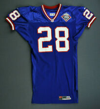 1998 Raymond Priester New York Giants Game Issued Jersey Size 46 Not Worn!
