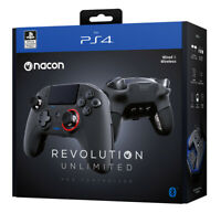 Nacon Controller Esports Revolution Unlimited Pro V3 PS4 PLAYSTATION 4/PC