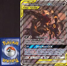 Pokemon XXL / Jumbo / A5 Karte - Umbreon & Darkrai GX Full Art | Englisch NM