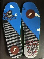 NEW* Hi Profile Footprint Kingfoam insole Jaws OG 7mm Size 12/12.5