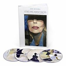 Joni Mitchell - Love Has Many Faces: A Quartet NEW CD