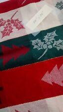 """Christmas fabric Measures 54"""" x 54"""""""