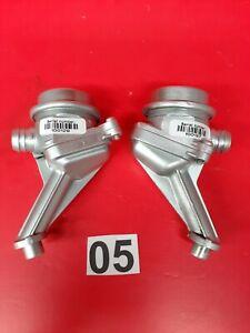 B5 Mercedes W220 S500 E500 Engine Motor Smog Air Pump Check Valve Set Left/Right