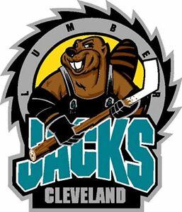 IHL Hockey Cleveland Lumberjacks Mens Polo Barons XS-6XL, LT-4XLT New