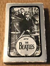 Vintage Original 1964 The Beatles NEMS Ent. Ltd.Playing Cards (sealed)