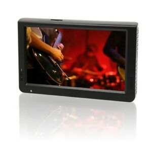 SMFDVB / FO Large 10.1-inch TFT Display Monitor with a resolution of 1024 x 600.