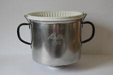 riesiger Melitta Kaffeefilter Filter 105 Einlochfilter einloch Aluminiumhülle