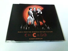 "CHICAGO ""ALBUM SAMPLER"" CD SINGLE 3 TRACKS"