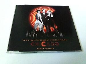 """CHICAGO """"ALBUM SAMPLER"""" CD SINGLE 3 TRACKS"""