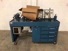 Vega Enterprises Hydraulics & Pneumatics Training Kit 25234, Load of Accessories