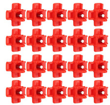 20 Horizontal Side Mount Chicken Nipples Water Automatic Poultry Duck Quail New