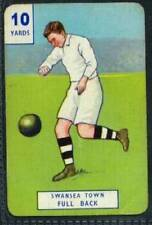 RARE Football Playing Card - Swansea Town 1946-7