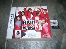 High School Musical 3 - Rare Nintendo DS Game
